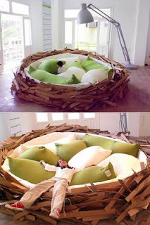 Tempat Tidur Keren Yang Tidak Biasa