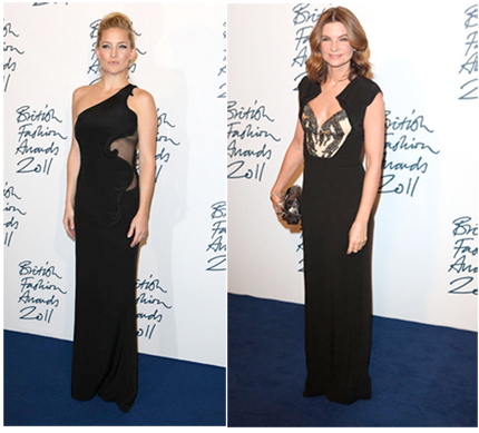 OUR FAVORITE STYLE OF BRITISH FASHION AWARDS 2011 – Our ...