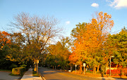 Fall Foliage in Concord Mass . New England Fall Foliage Tour