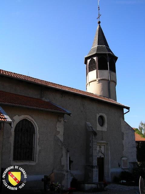 VOINEMONT (54) - Eglise Saint-Etienne