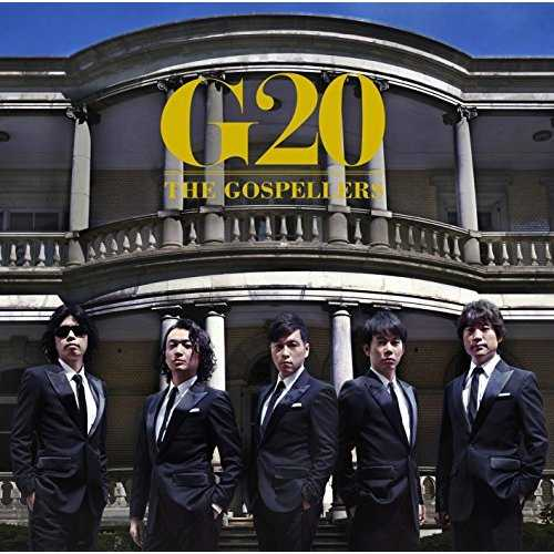 [MUSIC] ゴスペラーズ – G20/The Gospellers – G20 (2014.12.17/MP3/RAR)