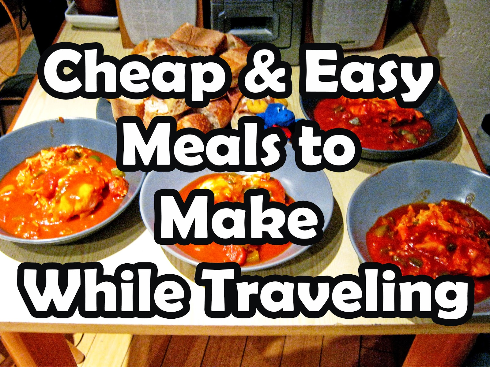 Tales of a traveling moose cheap easy meals to make for Easy things to make for dinner for two