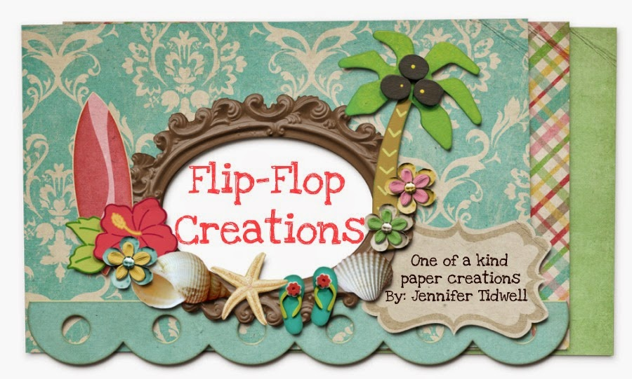 Check out my sister Jeni's blog! She is a paper crafting Diva! Love ya Sis!