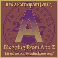 A-Z Blog Challenge--April '17