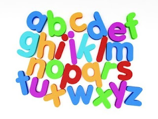 a picture of all the letters of the alphabet