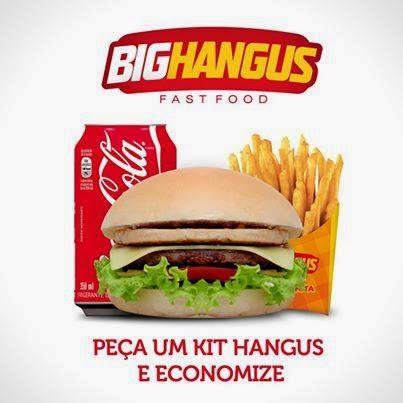 Peça um Kit Hangus