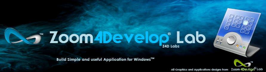 Zoom4Develop® Lab your free store for Windows™ tools and code sources