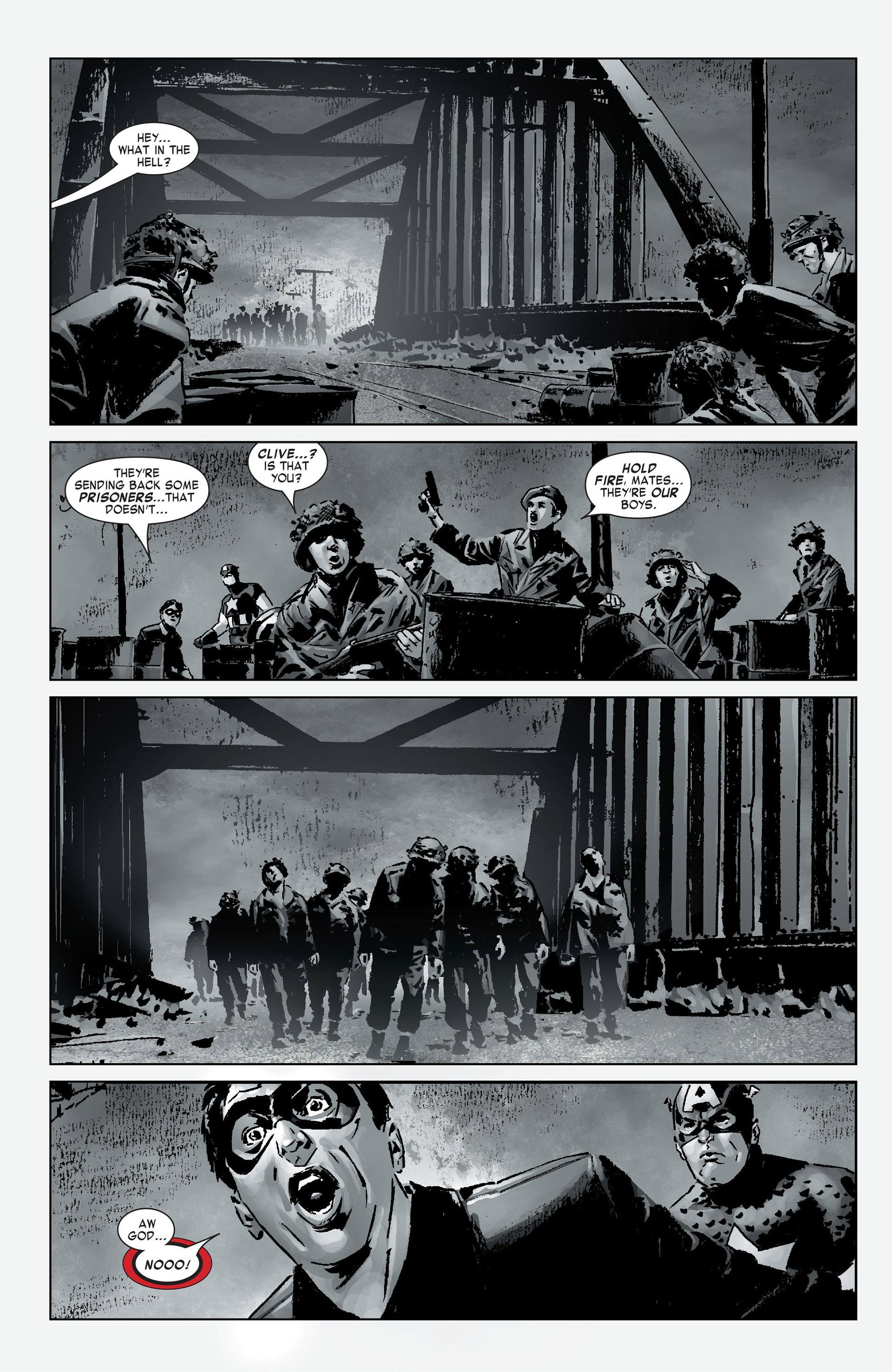 Captain America (2005) Issue #12 #12 - English 17