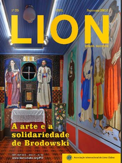 LEIA A REVISTA LION SUDESTE