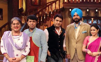 Comedy Nights with Kapil, Karan Johar, Kapil Sharma, Navjyot Singh Siddhu, Salman Khan, Bajrangi Bhaijaan