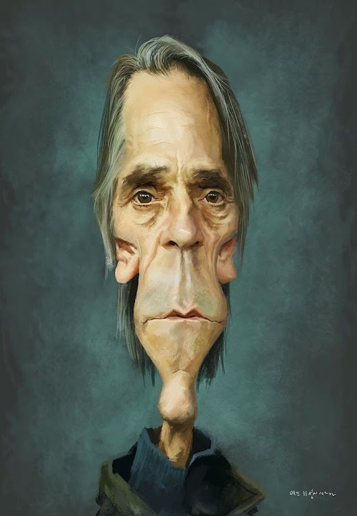 Jeremy Irons by Olle Magnusson