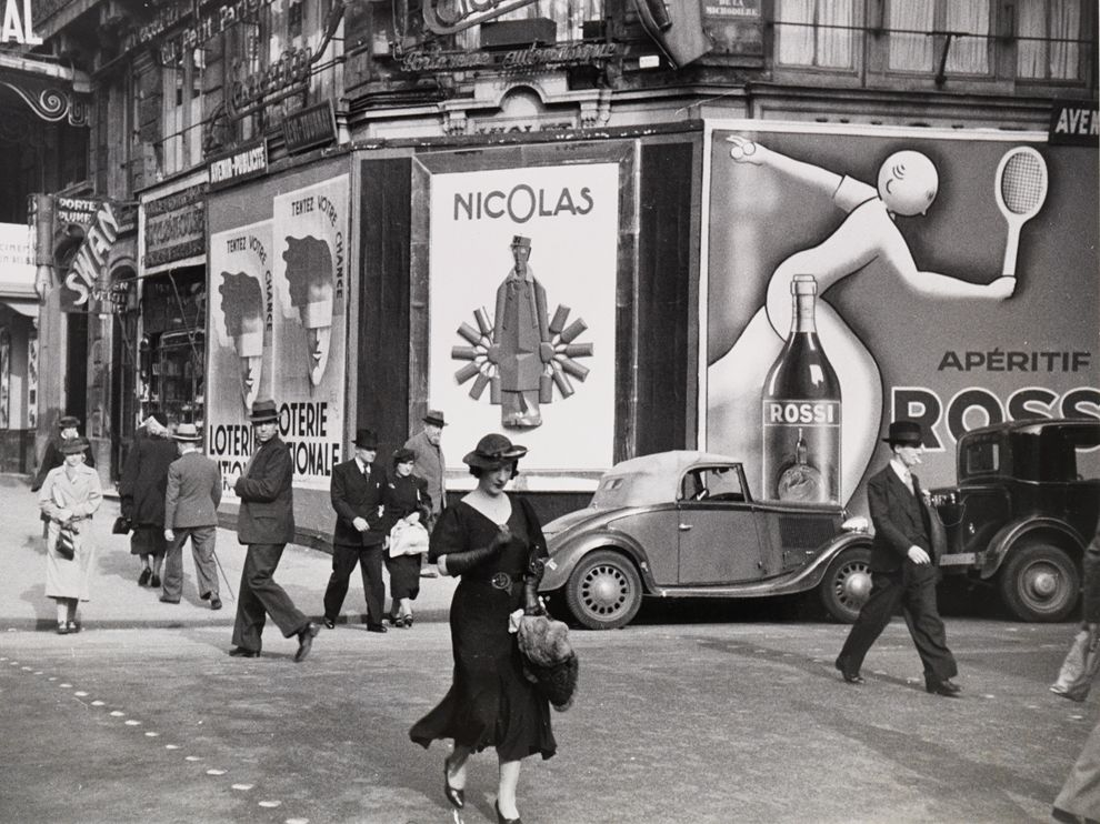 Boulevard des italiens paris 1936 vintage everyday for Deco in paris