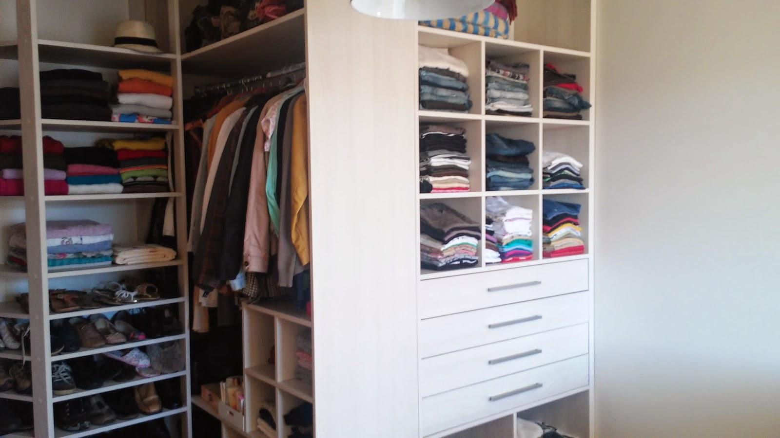 Armario Esquinero Ikea ~ Ah, lá em casa! Closet, armário ou comoé que voc u00ea quiser chamar