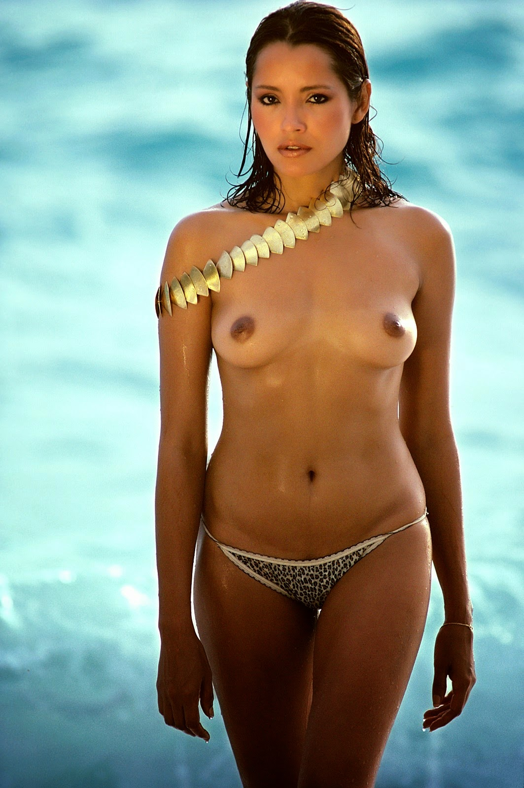 Lifestyles of the Nude and Famous: Barbara Carrera