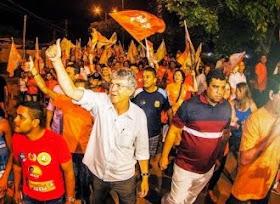 Depois de atividades em Sapé, campanha de Ricardo vai e Brejo paraibano