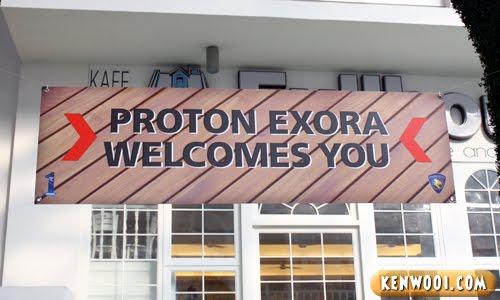 proton exora event