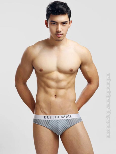 cute thailand men model
