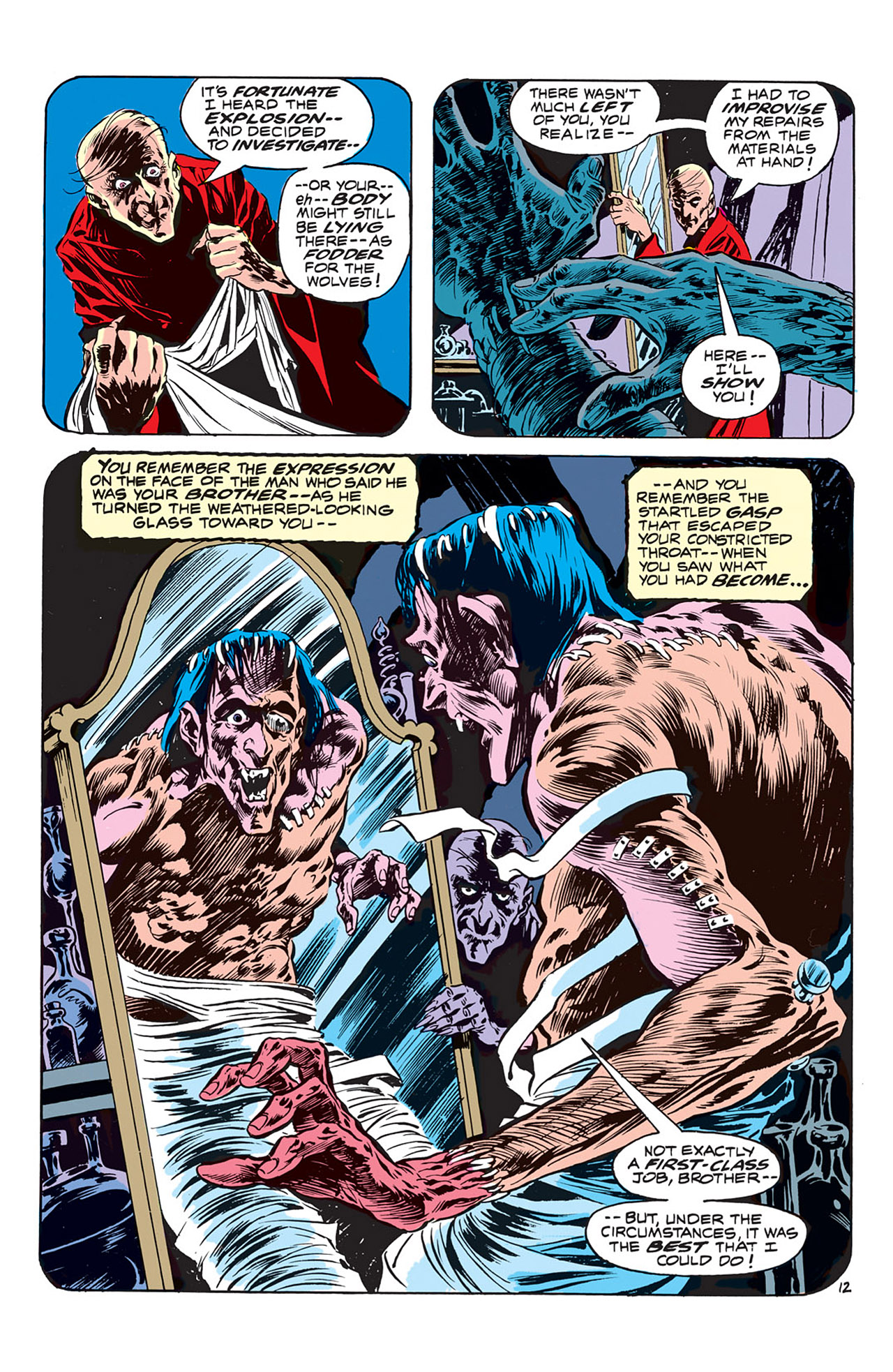Swamp Thing (1972) Issue #3 #3 - English 13