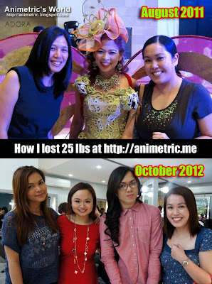 Animetric 2011 and 2012