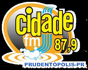 Rádio Cidade FM a Prudentopolitana