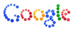 Balls In Google Logo