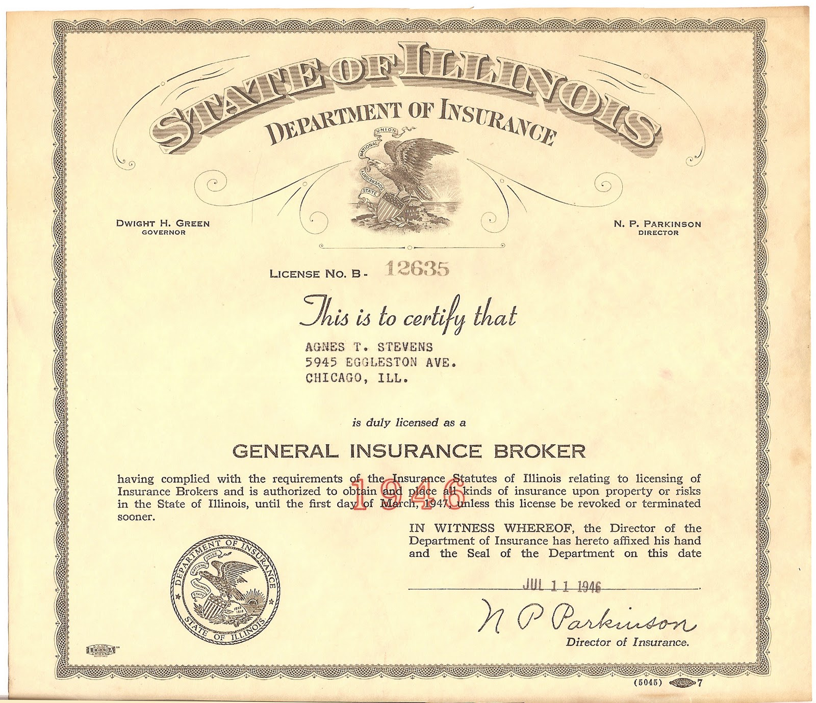Insurance License Illinois Insurance License Renewal