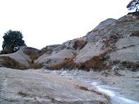 Exemple de margues grises de la Serra de Torrellebreta