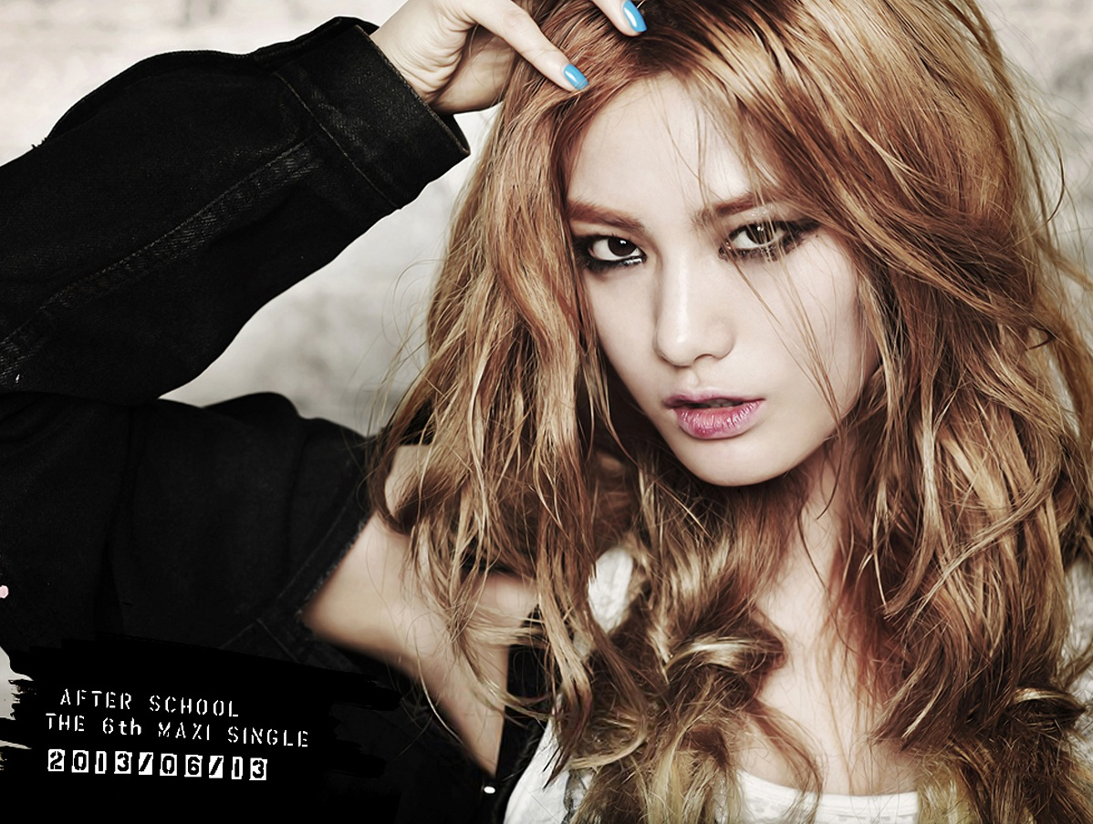 After school first love wallpaper teaser pictures - After school nana first love ...