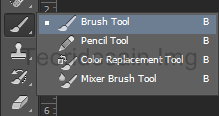 Cara Menambahkan Brush Photoshop dengan Opsi Copy-paste 3