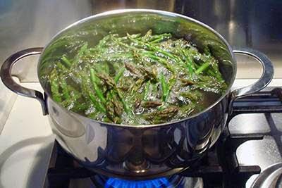 Quiche agli asparagi 5