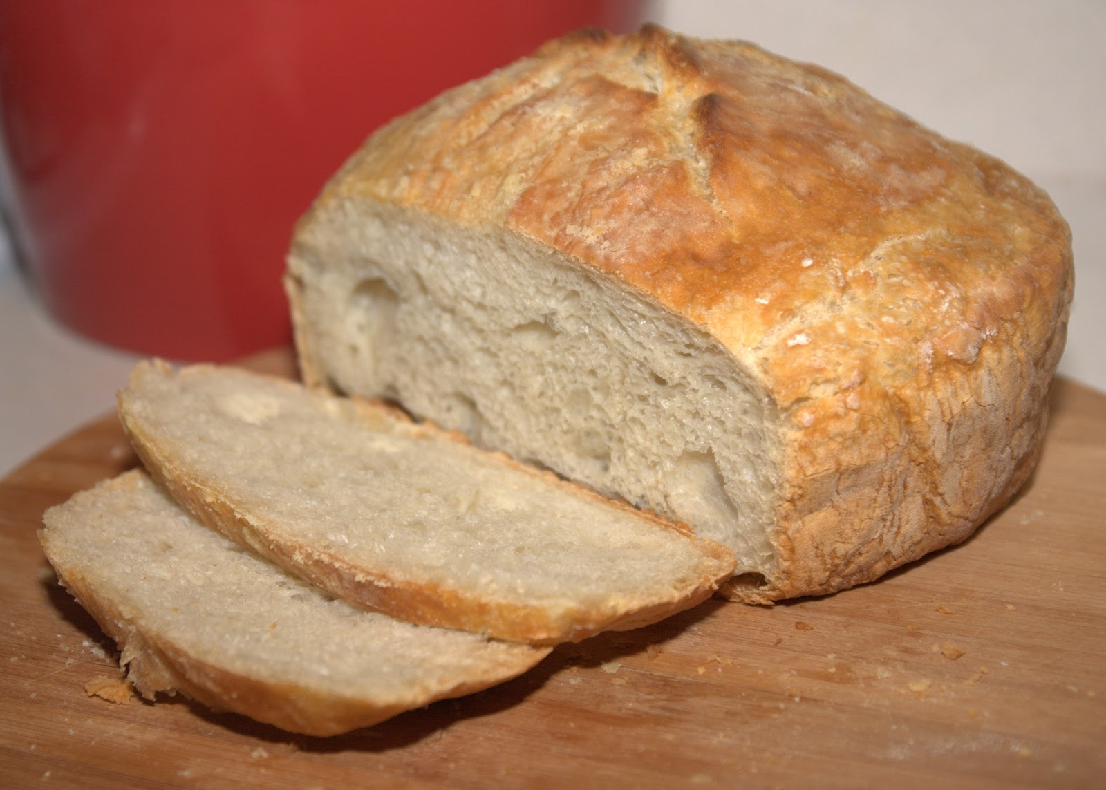 It's Yummy to My Tummy: No Knead Bread