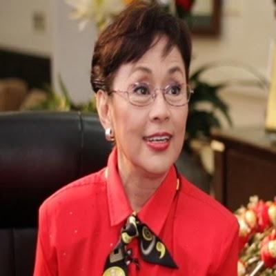 Batangas Gov. Vilma Santos-Recto