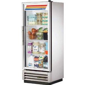 Refrigerator Reviews: Glass Door Refrigerator Residential