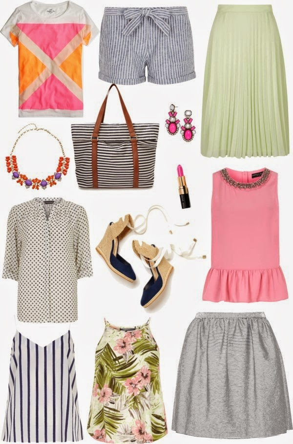 Summer Wardrobe Musts