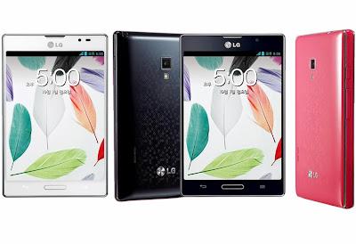LG Optimus Vu II Pic