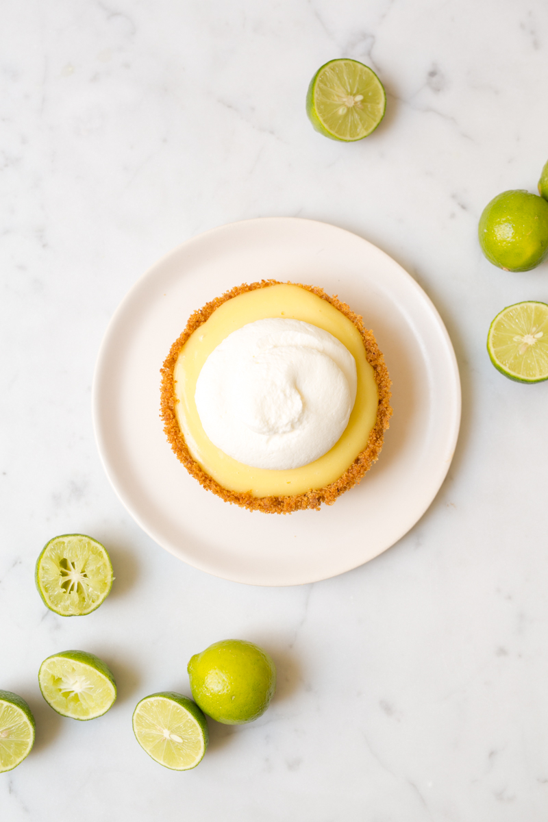 Key Lime Pie from Munchery / blog.jchongstudio.com