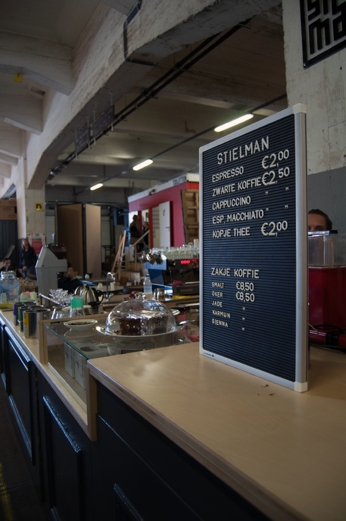 Fenix Food Factory Rotterdam (Netherlands) || Wanderwings