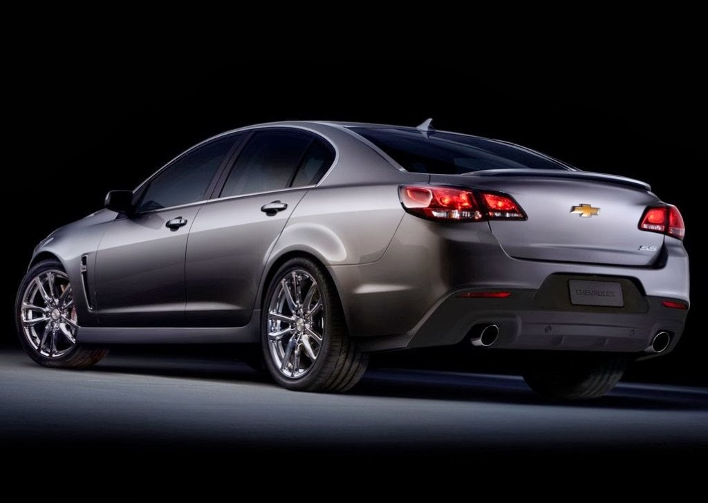Chevrolet Lumina 2014 Wallpaper