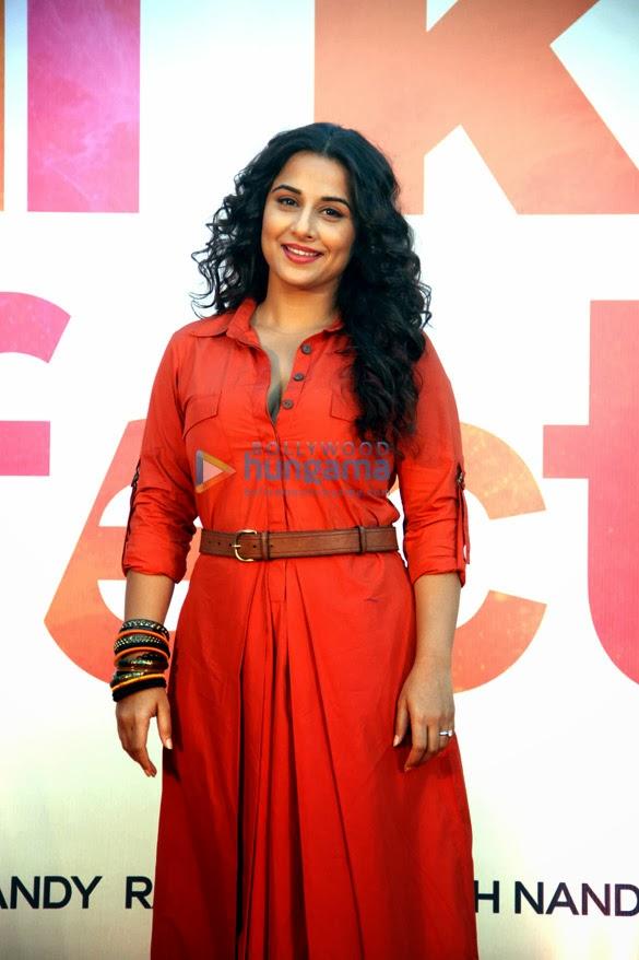 Farhan & Vidya promote 'Shaadi Ke Side Effects'