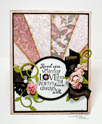 Our Daily Bread Designs, Love you Bunches, Heart and Soul Paper Collection