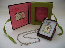 Simply Adorned Jewellery Gift Box Stamp Class Instructions