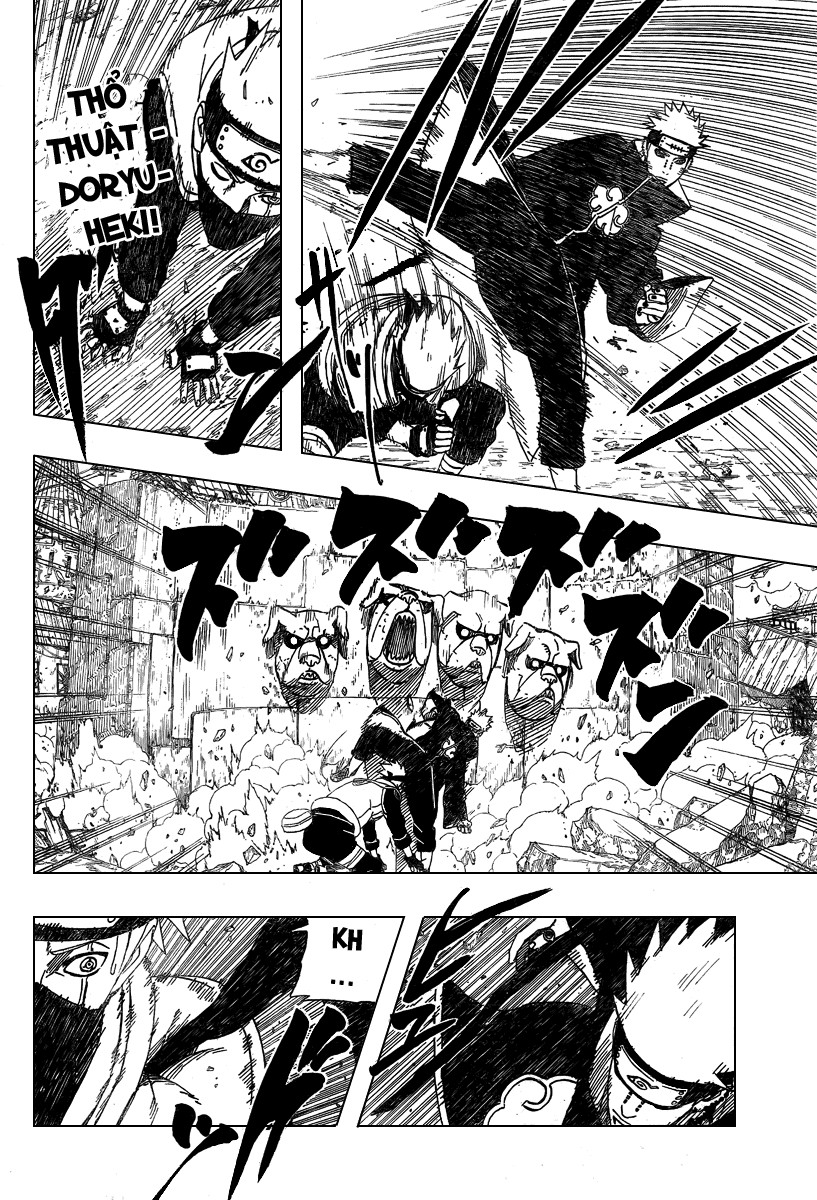 Naruto chap 420 Trang 6 - Mangak.info