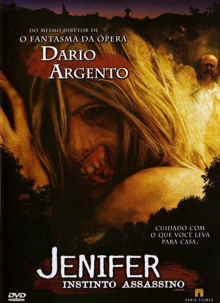 Jenifer: Instinto Assassino – Dublado