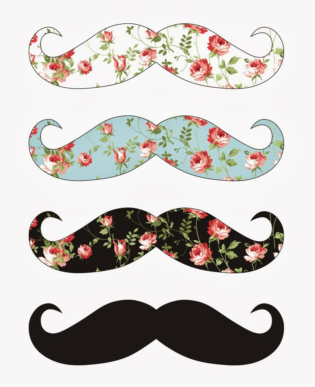 gallery for cute mustache wallpapers for iphone