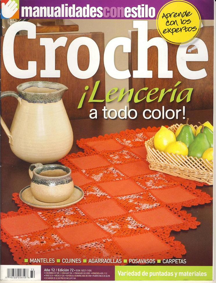 Crochet leceria a todo color para bajar en 4shared