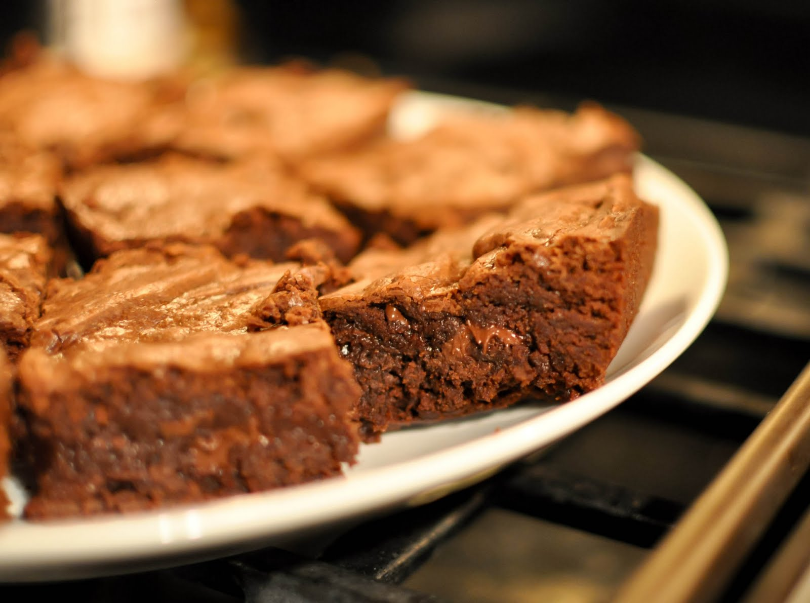 Bless This Food: Perfect Homemade Brownies