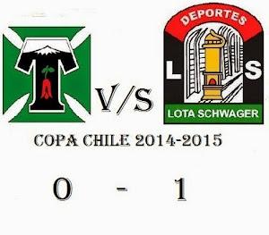 COPA CHILE 2014-2015