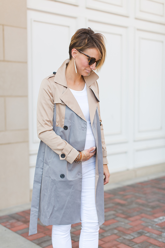 Trench Coats and More Trends for Fall