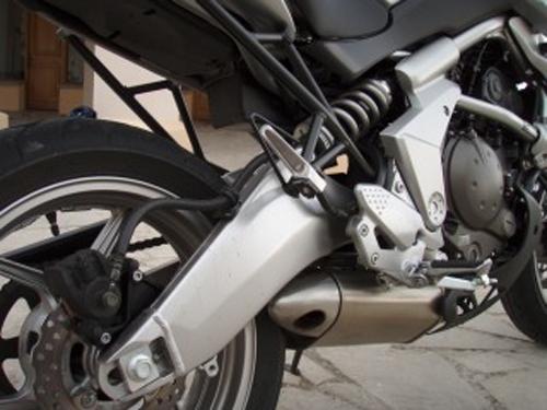 Kawasaki Versys Touring Kit