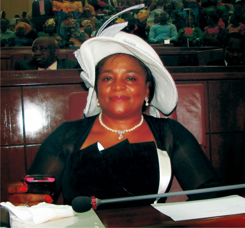 AKHA: Uduyok Aboh, Alice Ekpenyong, ors shun plenary session